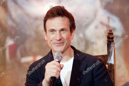 Stock Photo of Simon Merrells
