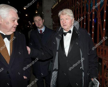 Lord Norman Lamont, Stanley Johnson