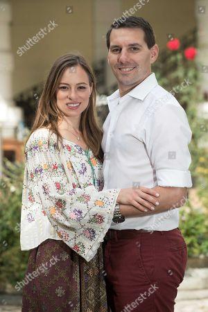 Prince Nicholas and Alina Binder