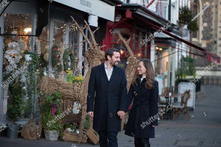 Editorial image of Prince Nicholas of Romania and Alina Binder photoshoot, Henley-on-Thames, UK - 18 Nov 2017