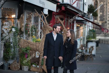 Stock Picture of Prince Nicholas and Alina Binder
