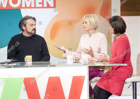Editorial photo of 'Loose Women' TV show, London, UK - 08 Feb 2018