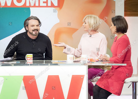 Editorial picture of 'Loose Women' TV show, London, UK - 08 Feb 2018