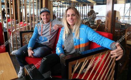 Marit Bouwmeester and Roelof Bouwmeester