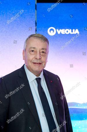 Antoine Frerot, Veolia Chairman and CEO