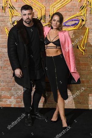 Jay Camilleri and Emma Conybeare