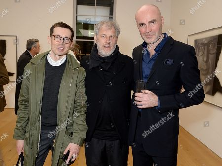 Erdem Moralioglu, Venville and Jason Brooks