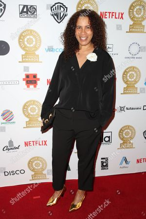 Editorial picture of 8th Annual Guild of Music Supervisor Awards, Arrivals, Los Angeles, USA - 08 Feb 2018