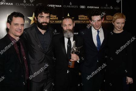 Editorial photo of The Evening Standard Film Awards, London, UK - 08 Feb 2018