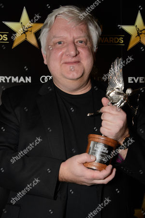 Simon Russell Beale, winner of Best Supporting Actor for Death of Stalin