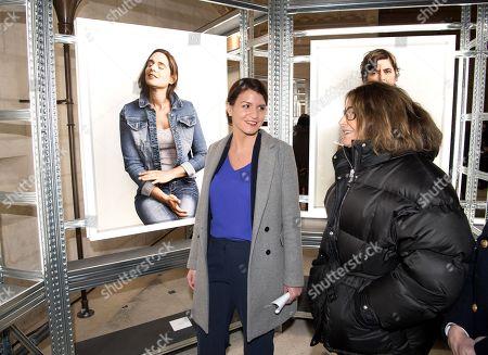 Editorial image of Bettina Rheims 'Detenues' exhibition opening, Paris, France - 08 Feb 2018