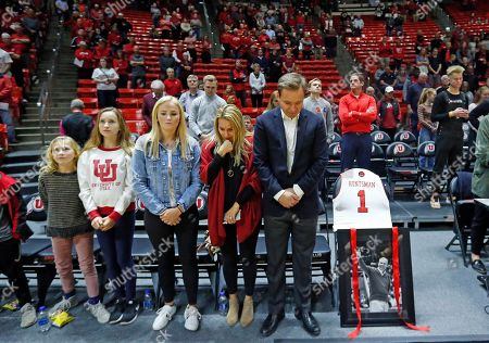 Editorial picture of Stanford Utah Basketball, Salt Lake City, USA - 08 Feb 2018