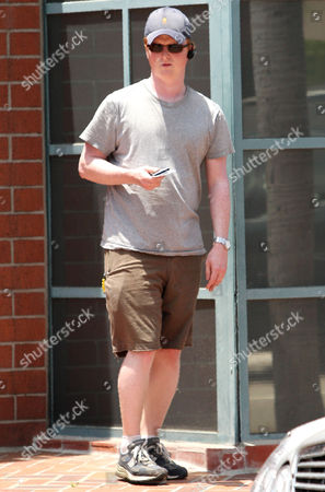 Editorial image of Christopher Carley out and about in Beverly Hills, Los Angeles, America - 02 Jun 2009