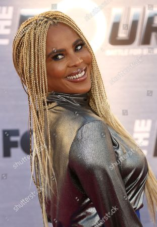 """Creative Director and coreographer Laurieann Gibson arrives at the Season Finale Viewing Party of """"The Four: Battle for Stardom"""" at the Delilah Restaurant and Lounge, in West Hollywood, Calif"""