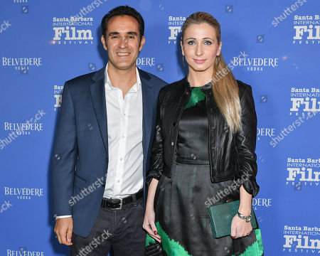 Editorial picture of Outstanding Performers of the Year Award, Arrivals, 33rd Santa Barbara International Film Festival, USA - 08 Feb 2018