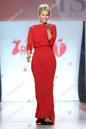 Editorial image of Go Red For Women RED DRESS COLLECTION 2018 - Runway, New York, USA - 08 Feb 2018