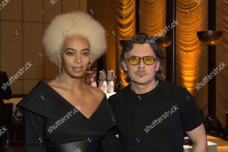 Solange Knowles, Giovanni Morelli