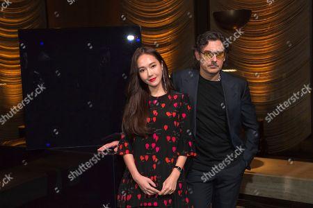 Jessica Jung, Giovanni Morelli