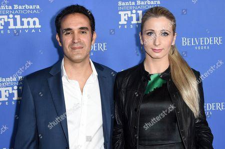 Editorial image of 2018 International Film Festival - Outstanding Performers of the Year Award, Santa Barbara, USA - 08 Feb 2018