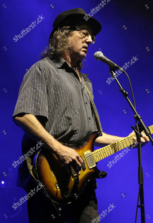 James McMurtry performs as the opener for Jason Isbell and The 400 Unit at the Fox Theatre, in Atlanta