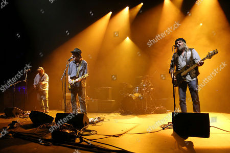 Stock Picture of James McMurtry performs as the opener for Jason Isbell and The 400 Unit at the Fox Theatre, in Atlanta
