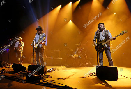 Stock Photo of James McMurtry performs as the opener for Jason Isbell and The 400 Unit at the Fox Theatre, in Atlanta