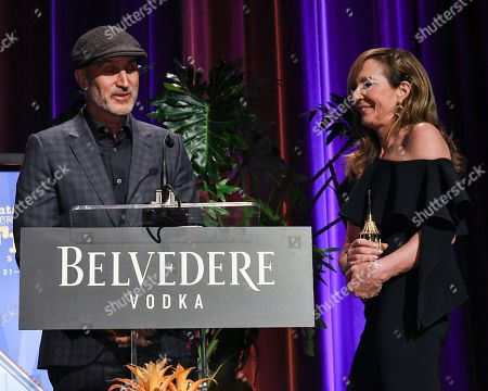 Allison Janney and Craig Gillespie