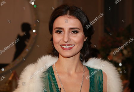 Stock Image of Valentina Nafornita