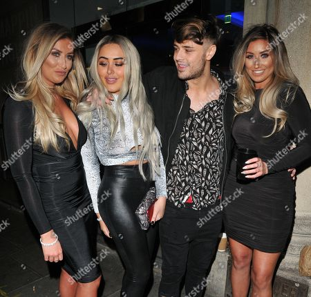 Marnie Simpson, Casey Johnson and guests