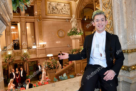 Editorial photo of Vienna Opera Ball, Austria - 08 Feb 2018