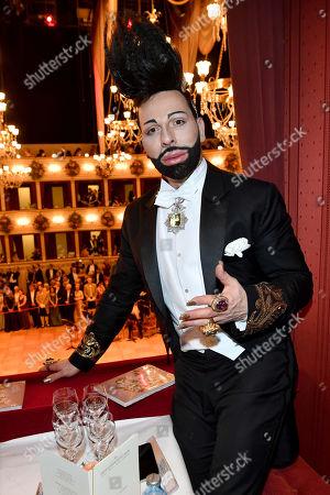 Editorial photo of Vienna Opera Ball, Austria - 08 Feb 2018