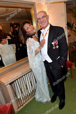 Otto W. Retzer and wife Shirley