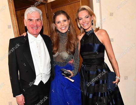 Editorial picture of Vienna Opera Ball, Austria - 08 Feb 2018