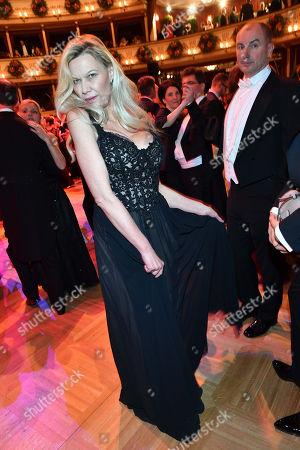 Editorial image of Vienna Opera Ball, Austria - 08 Feb 2018