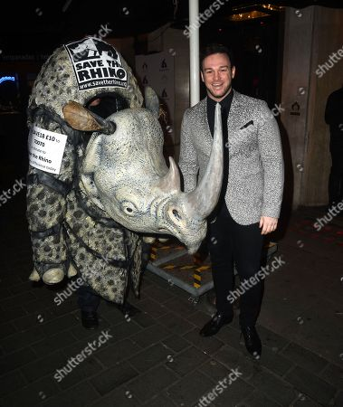 Editorial photo of Horni Launch Party, London, UK - 08 Feb 2018