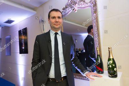 Alexandre Ricard, Chairman & CEO at Pernod Ricard