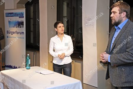 Frauke Petry, Uwe Wurlitzer