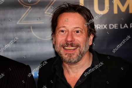 Editorial photo of Lumieres Awards, Paris, France - 05 Feb 2018