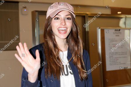 Stock Picture of Celine Farach