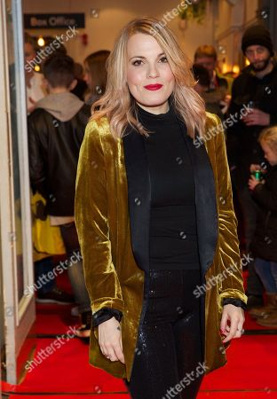 Editorial picture of 'All Or Nothing' press night, The Arts Theatre, Great Newport Street, London, UK - 08 Feb 2018
