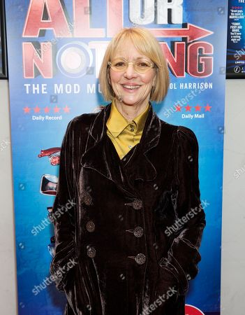 Editorial image of 'All Or Nothing' press night, The Arts Theatre, Great Newport Street, London, UK - 08 Feb 2018
