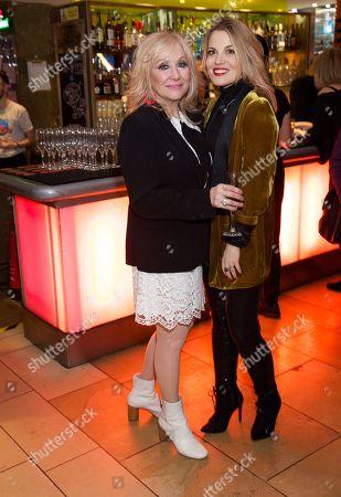 Carol Harrison and Mollie Marriott