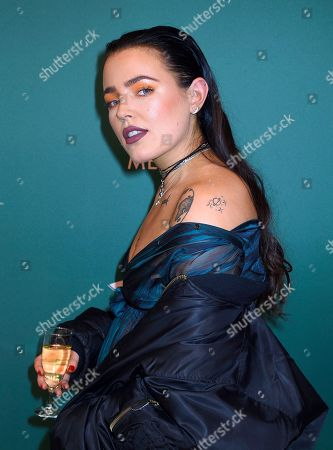 Editorial picture of Grammis Awards, Grand Hotel, Stockholm, Sweden - 08 Feb 2018