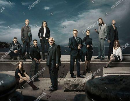 "Editorial picture of ""Marseiile"" (Season 1) TV Series - 2016"
