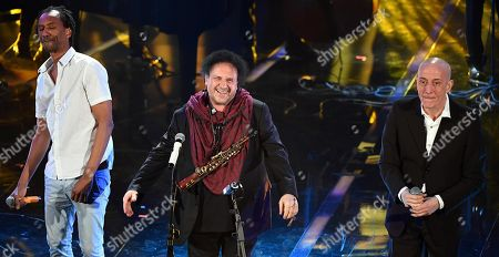 Editorial image of 68th Sanremo Music Festival 2018, Italy - 09 Feb 2018
