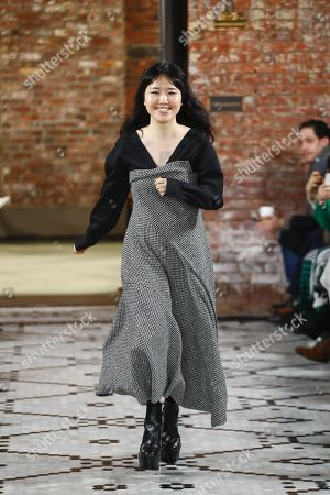 Editorial photo of Adeam show, Runway, Fall Winter 2018, New York Fashion Week, USA - 08 Feb 2018