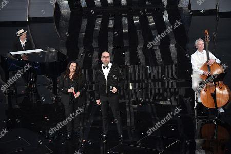 Mario Biondi, Ana Carolina, Daniel Jobim