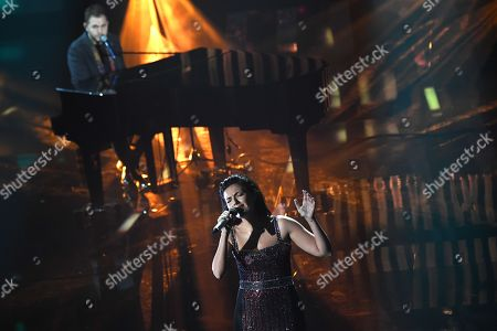 Editorial picture of Sanremo Music Festival, Day 4, Italy - 09 Feb 2018