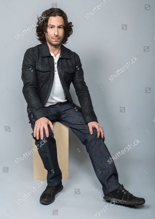 Stock Photo of Jason Gould poses for a portrait, in Los Angeles
