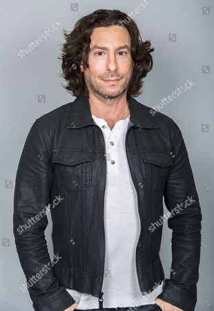 Stock Picture of Jason Gould poses for a portrait, in Los Angeles
